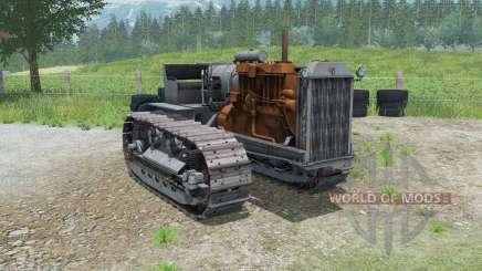 С-60 Сталинец для Farming Simulator 2013