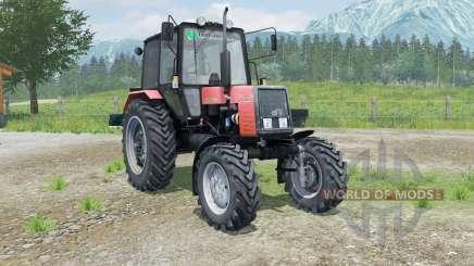 МТЗ-892 Беларус в натуральную величину для Farming Simulator 2013