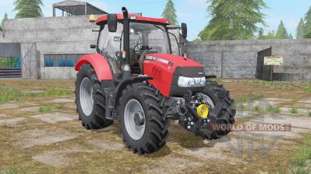 Case IH Maxxum 110 CVX power selection для Farming Simulator 2017
