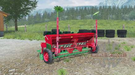 Unia Poznaniak 410-3 DXL для Farming Simulator 2013