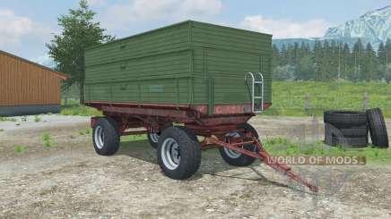 Krone Emsland 16 tonner для Farming Simulator 2013