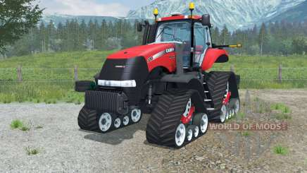 Case IH Magnum 370 CVX track systems для Farming Simulator 2013