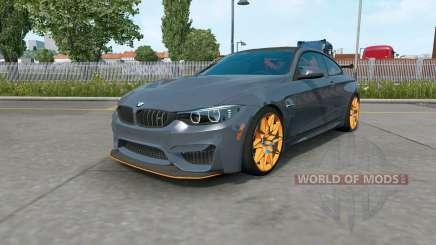 BMW M4 GTS (F82) 2016 для Euro Truck Simulator 2