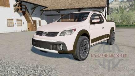 Volkswagen Saveiro Cross для Farming Simulator 2017