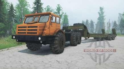МоАЗ-74111 для MudRunner