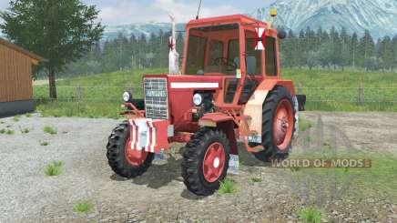 МТЗ-82 Беларус с анимированными элементами для Farming Simulator 2013