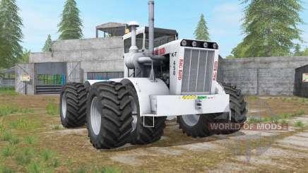 Big Bud KT 450 для Farming Simulator 2017