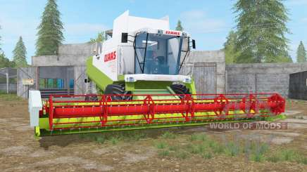 Claas Lexion 480 animated display для Farming Simulator 2017