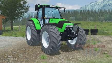 Deutz-Fahr Agrotron K 120 Turbo для Farming Simulator 2013