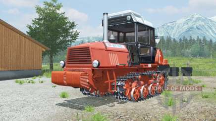 ВТ-150 открываются двери для Farming Simulator 2013