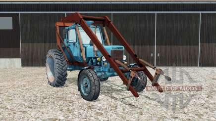 МТЗ-80 Беларус стогомёт для Farming Simulator 2015