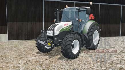 Steyr 4115 Multi multicolor для Farming Simulator 2015