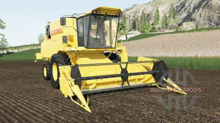 New Holland TX 32 with connection hoses для Farming Simulator 2017