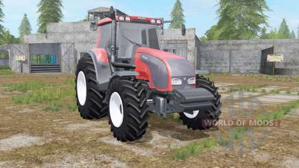Valtra T140 FL console для Farming Simulator 2017