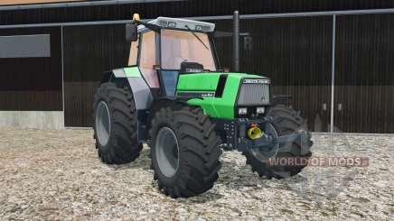 Deutz-Fahr AgroStar 6.61 new tires для Farming Simulator 2015