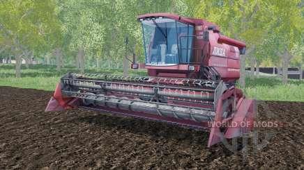 Лида 1300 с жаткой для Farming Simulator 2015