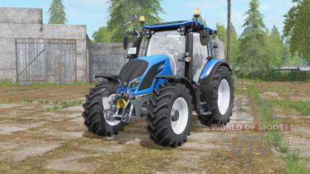 Valtra N154e interactive control для Farming Simulator 2017