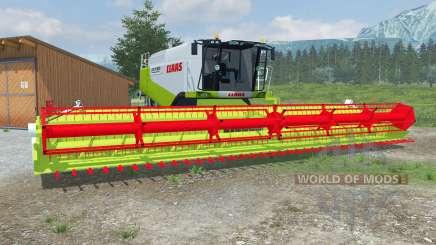 Claas Lexion 600 TerraTraɕ для Farming Simulator 2013
