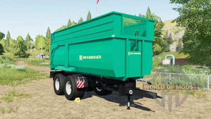 Grabmeier Muldenkipper для Farming Simulator 2017