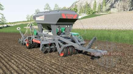 Agro-Masz Salvis 3800 multicolor для Farming Simulator 2017