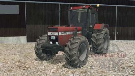 Case IH 1455 XL dirt skin для Farming Simulator 2015
