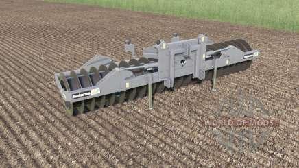 Holaras Stego 485-Pro meadow roller multicolor для Farming Simulator 2017