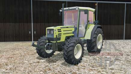 Hurlimann H-488 Turbo fronladerkonsole для Farming Simulator 2015