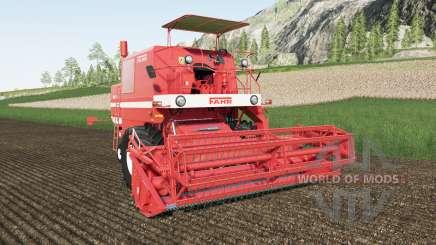 Fahr M1000 для Farming Simulator 2017