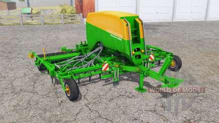 Amazone Cayena 6001 equipped with fertilizer для Farming Simulator 2013