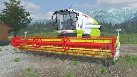 Claas Tucano 440 & Variꝍ 540 для Farming Simulator 2013