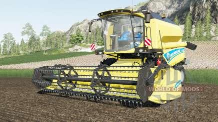 New Holland TC5.90 & Varifeed 18FT для Farming Simulator 2017