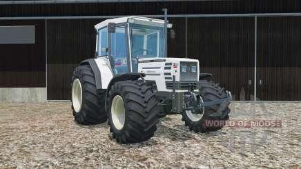 Hurlimann H-488 Turbo tires were widened для Farming Simulator 2015