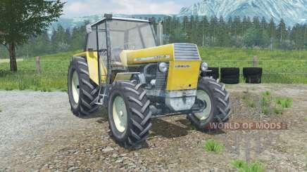 Ursus 1204 open the door для Farming Simulator 2013