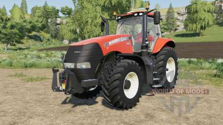 Case IH Magnum 300 CVX speed increased для Farming Simulator 2017