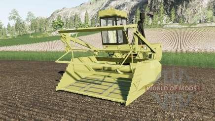 Fortschritt E 281-E multicolor для Farming Simulator 2017