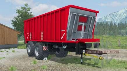 Demmler TSM 200-7 L Silier-Profi  для Farming Simulator 2013