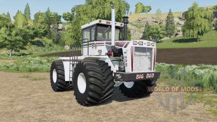 Big Bud 600-50 для Farming Simulator 2017