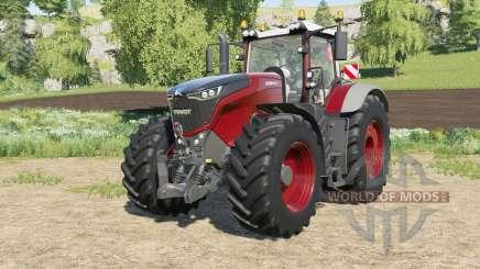 Fendt 1000 Vario few metallic colors для Farming Simulator 2017