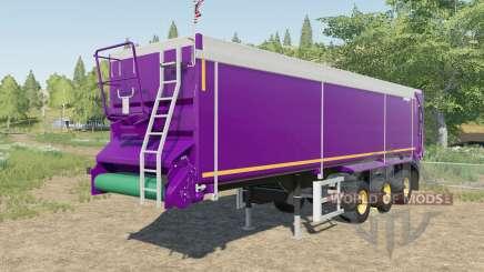 Krampe SB II 30-1070 для Farming Simulator 2017