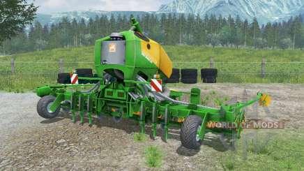 Amazone EDX 6000-2C fertilizer tank для Farming Simulator 2013