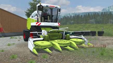Claas Jaguar 870 для Farming Simulator 2013