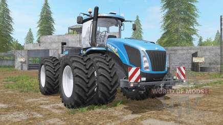 New Holland T9-series для Farming Simulator 2017