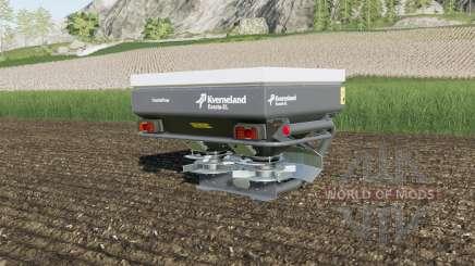 Kverneland Exacta EL 700 multicolor для Farming Simulator 2017