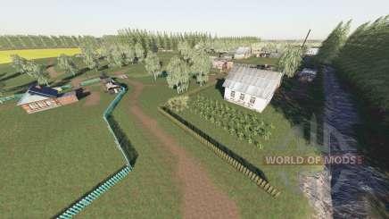 Балдейкино v3.0 для Farming Simulator 2017