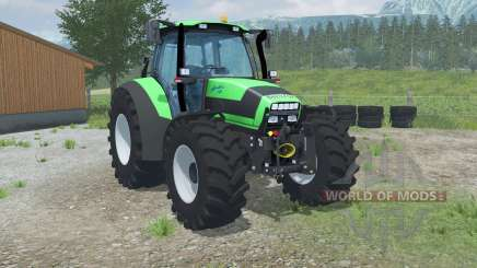 Deutz-Fahr Agrotron 130 для Farming Simulator 2013