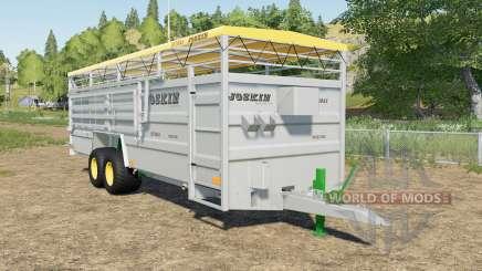 Joskin Betimax RDS 7500 для Farming Simulator 2017