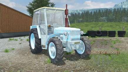Zetor 6748 1972 для Farming Simulator 2013