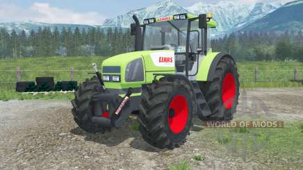 Claas Ares 826 RZ FL console для Farming Simulator 2013