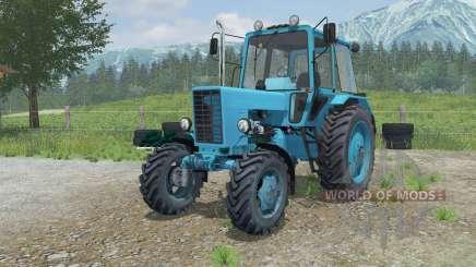 МТЗ-82 Беларус анимированные детали двигателя для Farming Simulator 2013