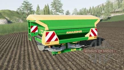 Amazone ZA-M 1501 fertilizer spreader для Farming Simulator 2017
